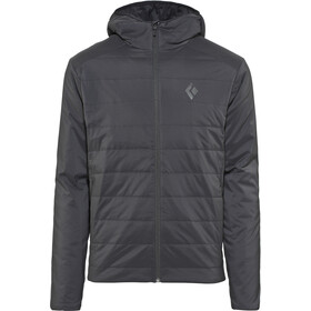 Black Diamond First Light Hoodie Jacket Herren smoke